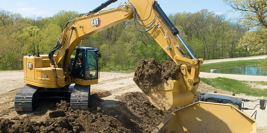 New compact radius CAT® 335 next gen excavator boosts jobsite productivity and efficiency