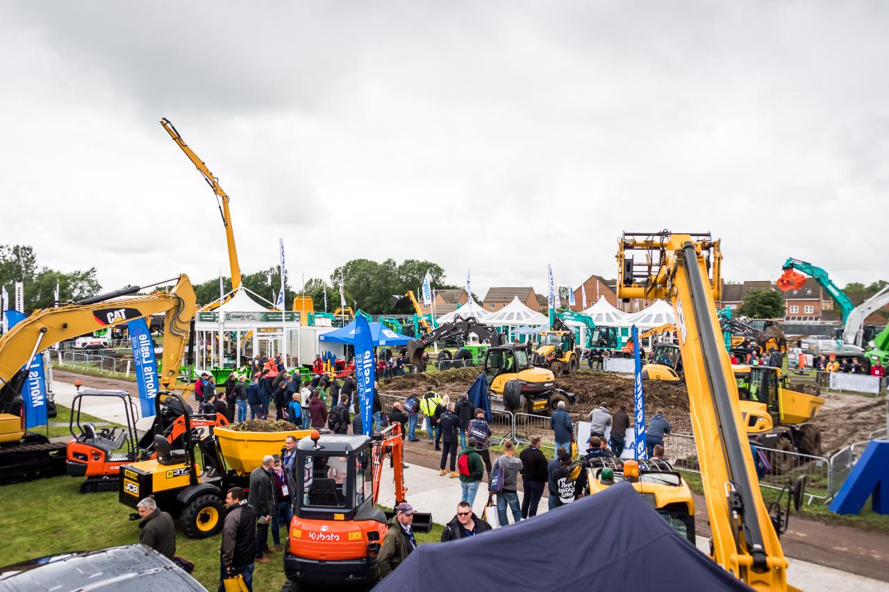 PLANTWORX SHOW PLANS REMAIN FLEXIBLE TO SERVE CONSTRUCTION EQUIPMENT INDUSTRY
