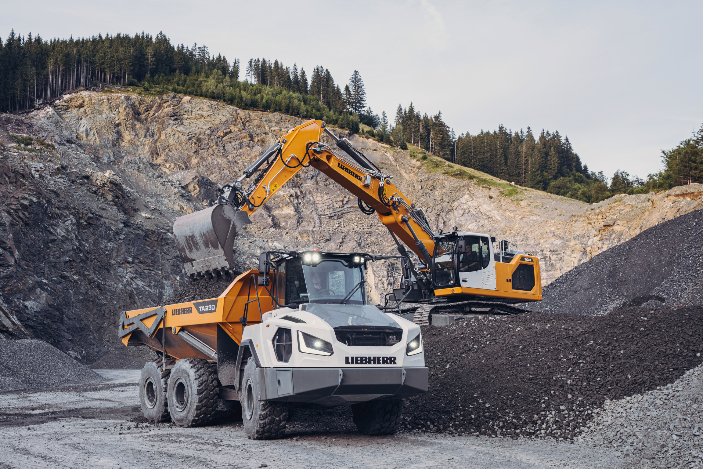 Liebherr Rental completes £10 million fleet upgrade and expansion
