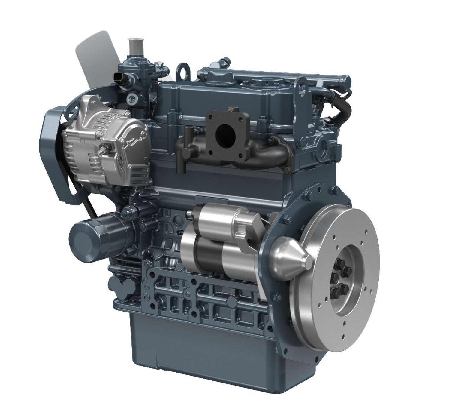 Kubota Business Unit Engine Europe announces new electrically-controlled D902-K