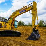 M O'Brien Plant Hire renews fleet with Komatsu excavators