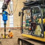 Auger Torque has announced the addition of the 100K Max Earth Drill in response to increasing market demand