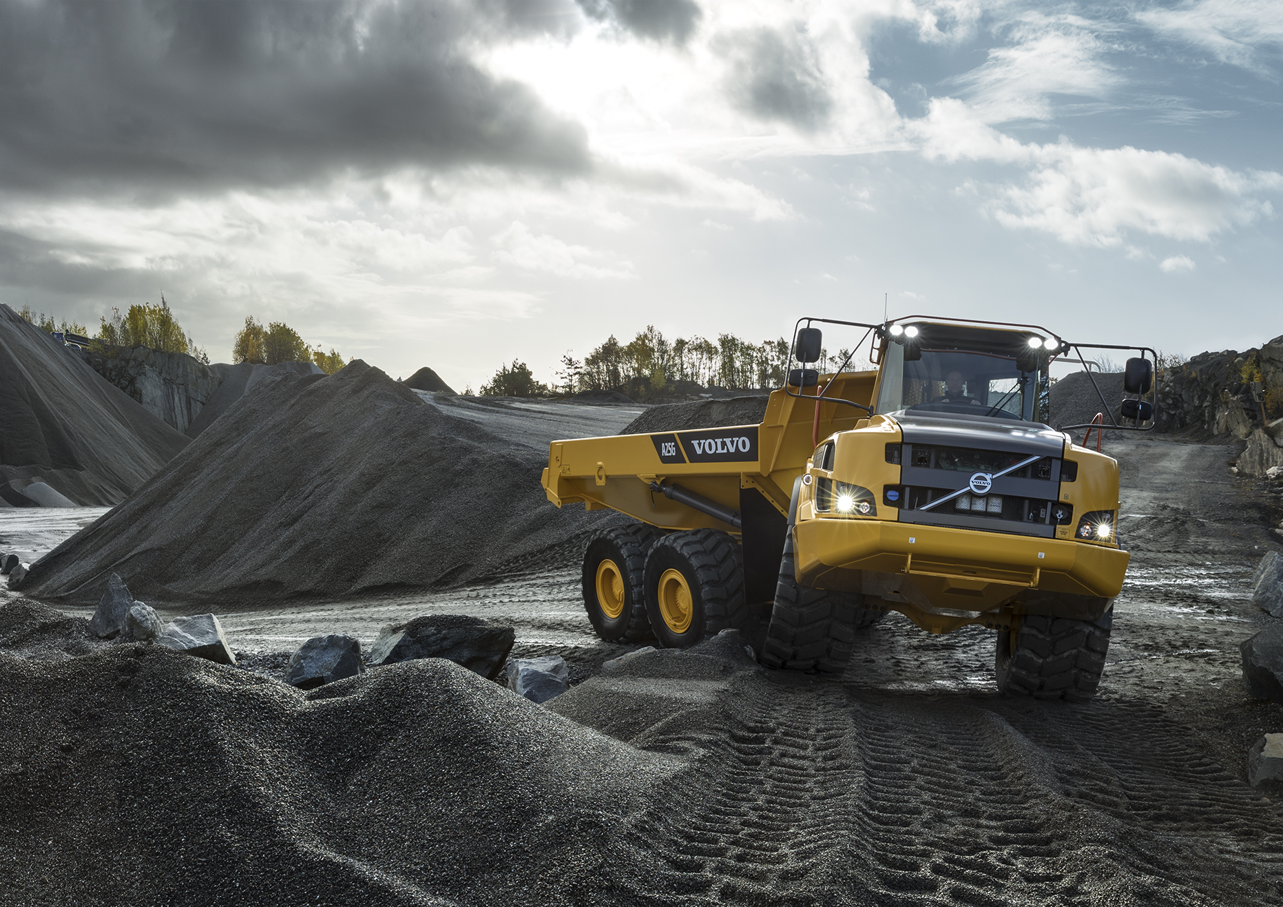 New A25Gs for Ken Pink Plant Hire