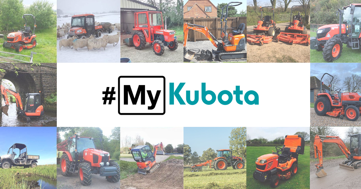 Calling all #MyKubota competition fans!