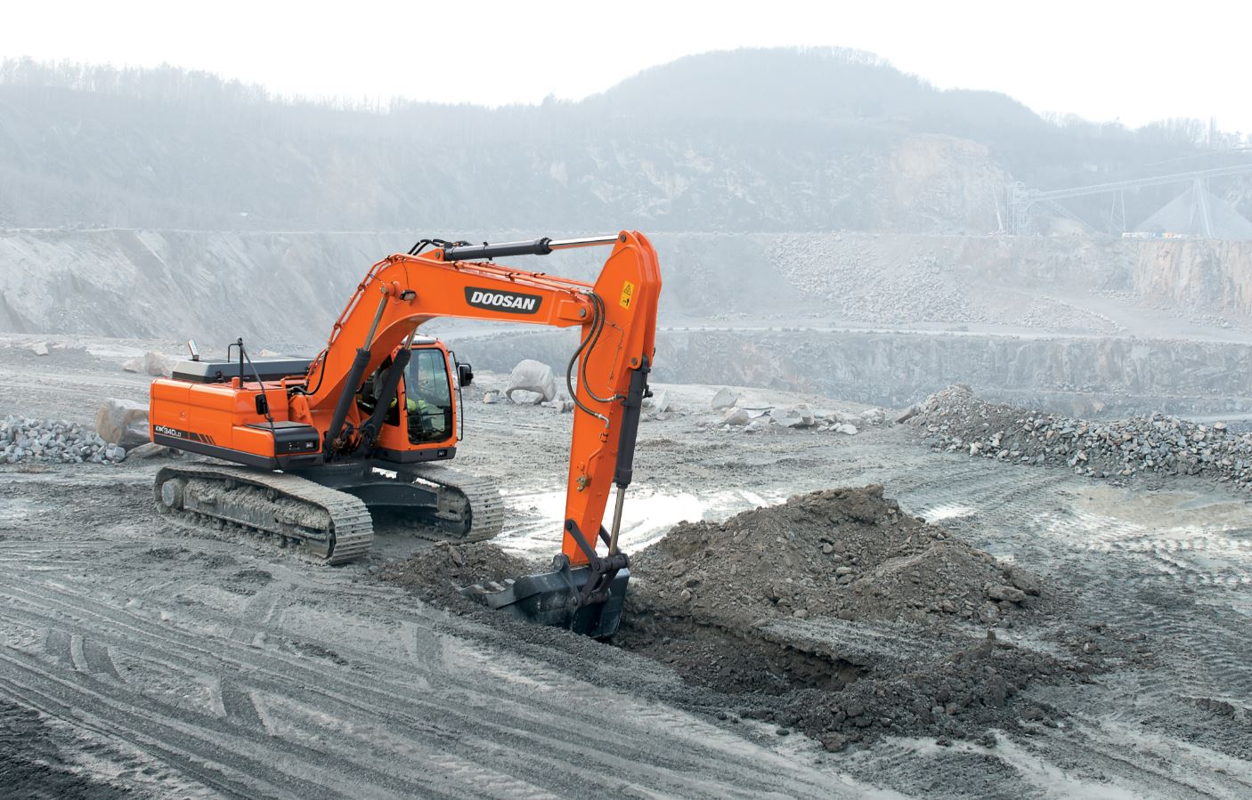 Doosan Wins Orders for 221 Machines for Emerging Markets