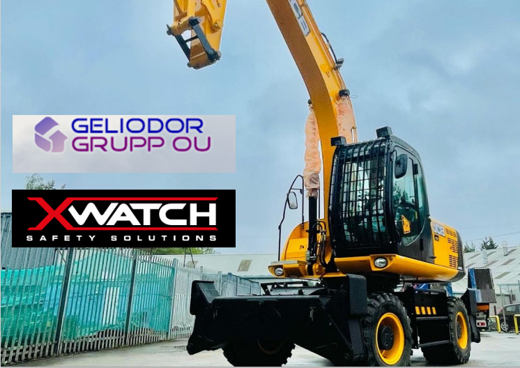 Geliodor Grupp OU becomes partner for Xwatch safety solutions