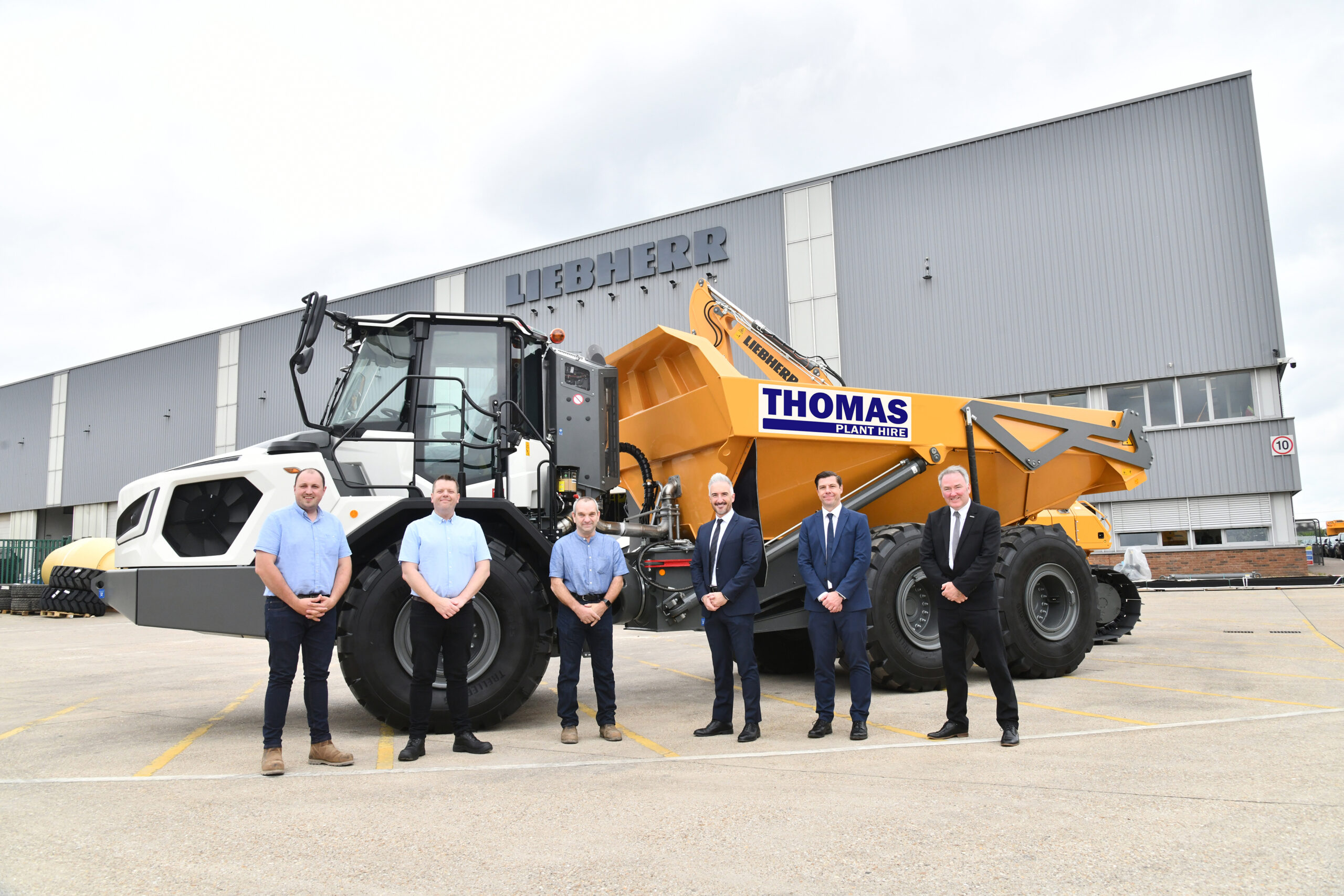 7 up drives Liebherr expansion
