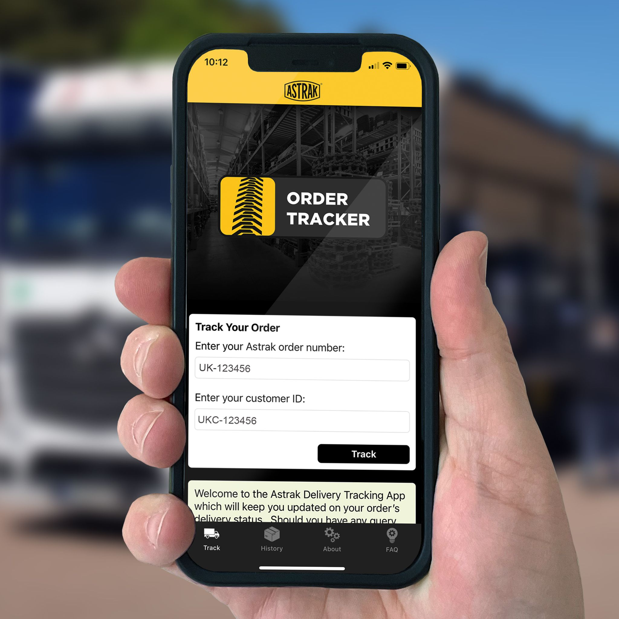 Astrak launches a free smartphone tracking app.